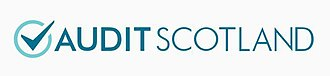Audit Scotland - Official logo of Audit Scotland
