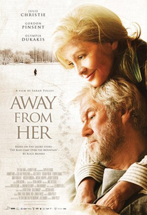 Away from Her - Theatrical release poster