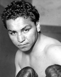 Baby Arizmendi Mexican boxer