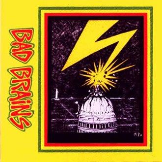 Bad Brains (album) - Image: Bad Brains debut