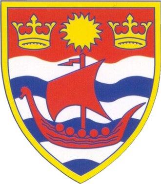 Queen Elizabeth's High School - The school crest