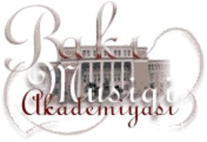 Baku Academy of Music - Image: Baku music academy logo
