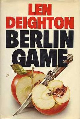 Berlin Game - First edition (UK)