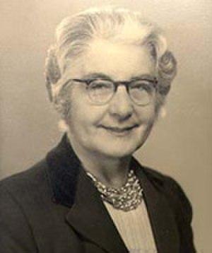 Bertha Swirles - Bertha Swirles in 1962
