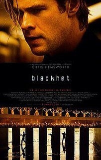 <i>Blackhat</i> (film) 2015 film by Michael Mann
