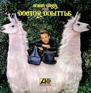 Bobby Darin Sings Doctor Dolittle - Image: Bobby Darin Sings Dr Dolittle