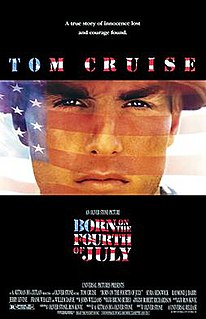 1989 American film directed by Oliver Stone