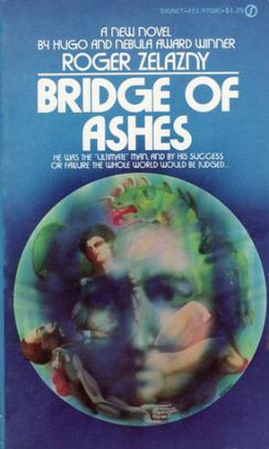 Bridge of Ashes - Cover of first edition (paperback)