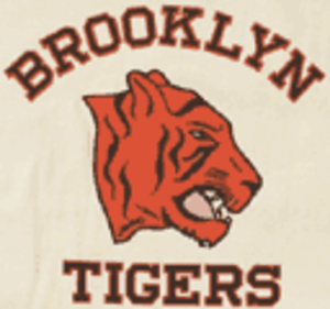 Brooklyn Dodgers (NFL) - Image: Brooklyn Tigers 45