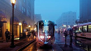 Brooklyn–Queens Connector Proposed streetcar line in New York City