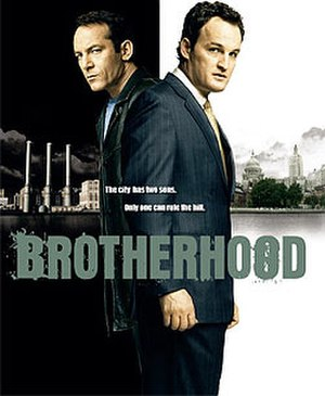 Brotherhood (U.S. TV series) - Promotional art for the first season.