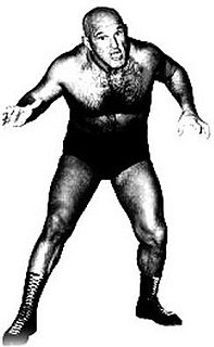 Brute Bernard Canadian professional wrestler