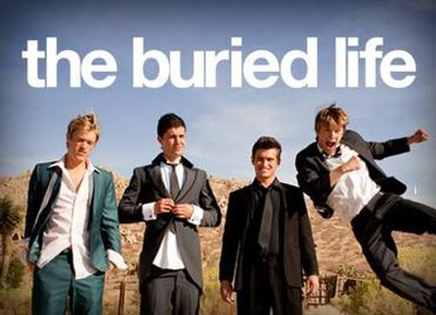 Picture of a TV show: The Buried Life