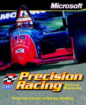 CART Precision Racing - Image: CART Precision Racing cover