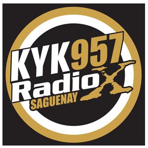 CKYK-FM - Image: CKYK KYK957 logo