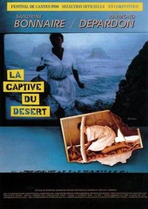 Captive of the Desert - Film poster