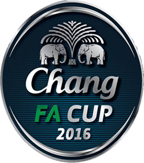 2016 Thai FA Cup football tournament season