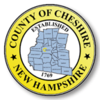 Official seal of Cheshire County