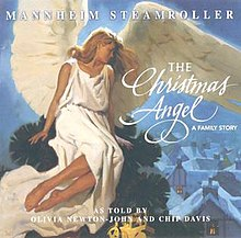 christmas angel a family story album coverjpg - A Christmas Angel