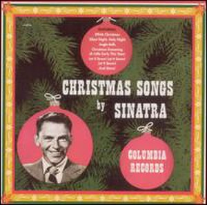 Christmas Songs by Sinatra - Image: Christmassongsbysina tra