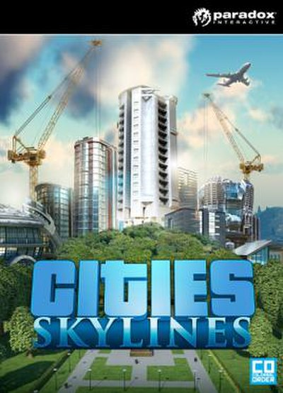 Picture of a game: Cities: Skylines