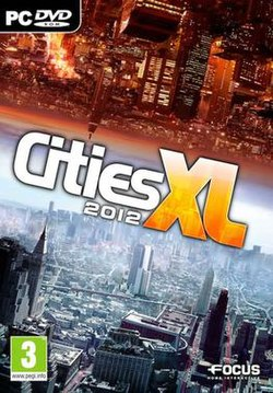 250px Cities XL 2012 cover Cities XL 2012 Full Version Download Free For PC