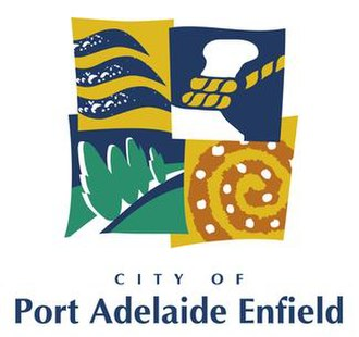 City of Port Adelaide Enfield - Image: City of Port Adelaide Enfield Logo