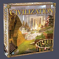 Civilization box cover