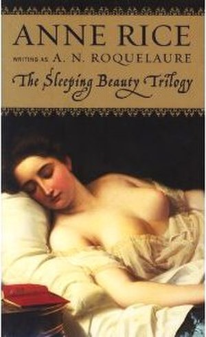 The Sleeping Beauty Quartet - Penguin trade paperback cover
