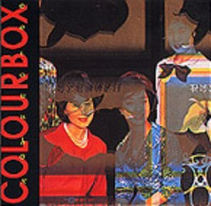 Colourbox (1985 album) - Image: Colourbox Colourbox CAD 508 album cover