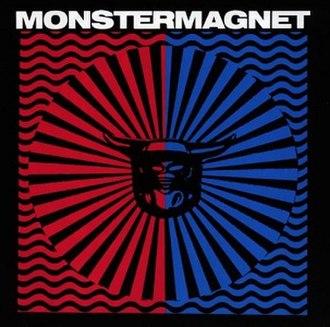 Monster Magnet (EP) - Image: Cover monstermagnet