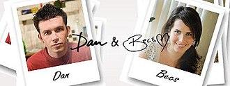 Dan & Becs - Image: Dan & Becs