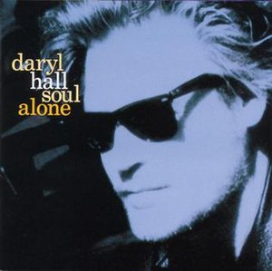 Soul Alone - Image: Daryl Hall Soul Alone