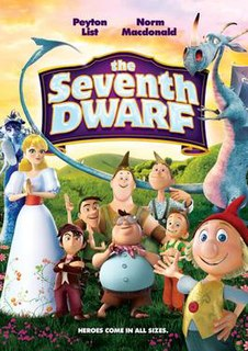 <i>The Seventh Dwarf</i> 2014 animated feature film