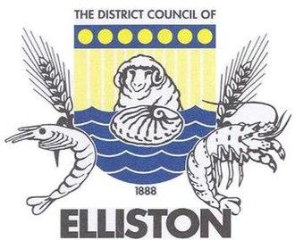 District Council of Elliston - Image: District Council of Elliston