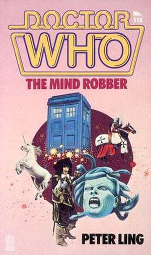 The Mind Robber - Image: Doctor Who The Mind Robber