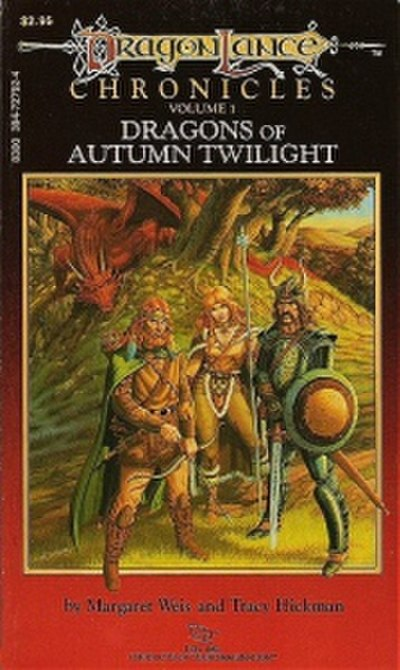 Picture of a book: Dragons Of Autumn Twilight