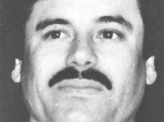 2012 Nuevo Laredo massacres - Mug shot of Joaquín Guzmán Loera, El Chapo.