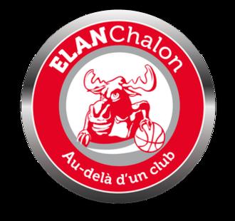 Élan Chalon - Image: Elan Chalon 2014 Logo