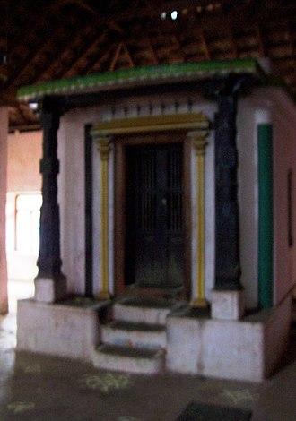 Padmanabhapuram - Image: Elur chetty padmanabhapuram bhuththan temple