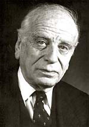 Eric M. Warburg - Historical photo of Eric M. Warburg