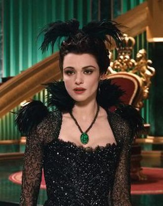 Wicked Witch of the East - Rachel Weisz as Evanora in Oz the Great and Powerful