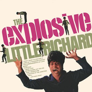The Explosive Little Richard - Image: Explosivelittlericha rd