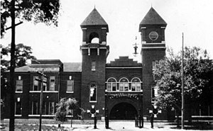 History of Florida State University - College Hall, c. 1903