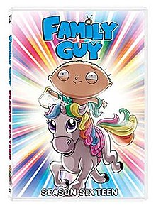 Family Guy (season 16) - Wikipedia