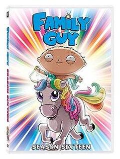 <i>Family Guy</i> (season 16) season of animated television series Family Guy