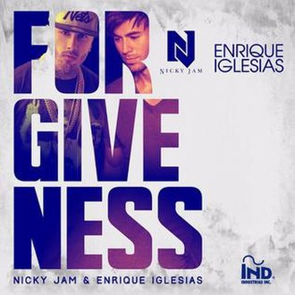 El Perdón - Image: Forgiveness by Nicky Jam and Enrique Iglesias