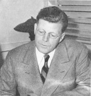 Fred Quimby - Fred In 1944 in studio