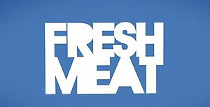 Fresh Meat (TV series) - Image: Fresh Meatlogo
