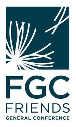 Friends General Conference - Image: Friends General Conference (logo)